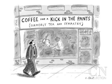 coffee kick in the pants
